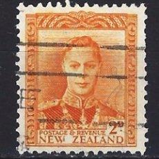 Sellos: NUEVA ZELANDA / COLONIA BRITANICA - SELLO USADO. Lote 105458911