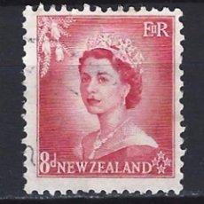 Sellos: NUEVA ZELANDA / COLONIA BRITANICA - SELLO USADO. Lote 105458943