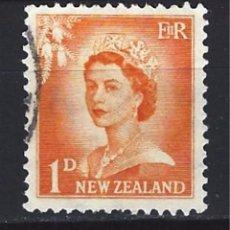 Sellos: NUEVA ZELANDA / COLONIA BRITANICA - SELLO USADO. Lote 105458947