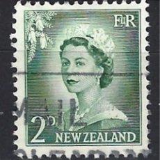 Sellos: NUEVA ZELANDA / COLONIA BRITANICA - SELLO USADO. Lote 105458959