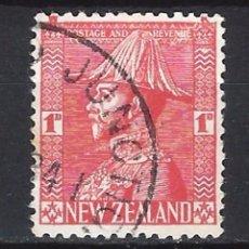 Sellos: NUEVA ZELANDA / COLONIA BRITANICA - SELLO USADO. Lote 105458987