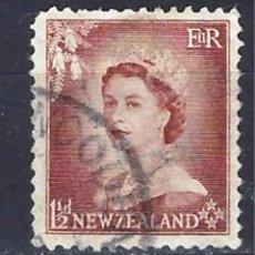 Sellos: NUEVA ZELANDA / COLONIA BRITANICA - SELLO USADO. Lote 105459023