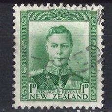 Sellos: NUEVA ZELANDA / COLONIA BRITANICA - SELLO USADO. Lote 105459035