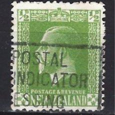 Sellos: NUEVA ZELANDA / COLONIA BRITANICA - SELLO USADO. Lote 105459067