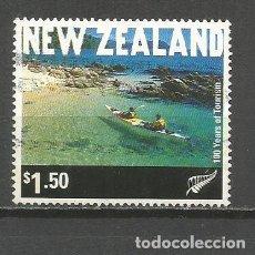 Sellos: NUEVA ZELANDA TURISMO SELLO YVERT NUM. 1856 USADO. Lote 108375819