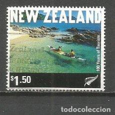 Sellos: NUEVA ZELANDA TURISMO SELLO YVERT NUM. 1856 USADO. Lote 108375835