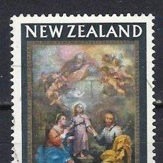 Sellos: NUEVA ZELANDA / ARTE RELIGIOSO - SELLO USADO. Lote 112731835