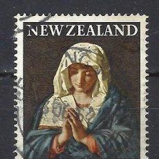 Sellos: NUEVA ZELANDA / ARTE RELIGIOSO - SELLO USADO. Lote 112731907