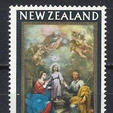 Sellos: NUEVA ZELANDA / ARTE RELIGIOSO - SELLO NUEVO. Lote 112732063
