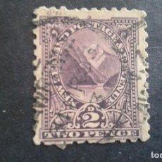 Sellos: NEW ZEALAND,NUEVA ZELANDA,1900,PICO PEMBROKE,SCOTT 86,DENTADO 11,USADO,(LOTE AG). Lote 130796900