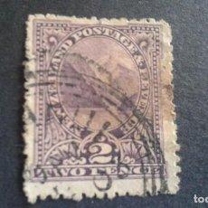 Sellos: NEW ZEALAND,NUEVA ZELANDA,1902-1907,PICO PEMBROKE,SCOTT 110,DENTADO 14,USADO,MARQUILLADO,(LOTE AG). Lote 130797264