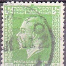 Sellos: 1915-1921 - NUEVA ZELANDA - JORGE V - YVERT 163. Lote 132130846
