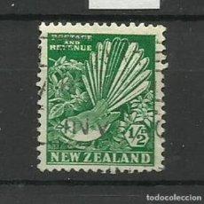 Sellos: COLONIAS INGLESAS - NUEVA ZELANDA - USADOS. Lote 133231062