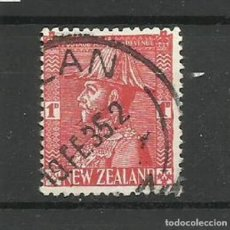 Sellos: COLONIAS INGLESAS - NUEVA ZELANDA - USADOS. Lote 133231178