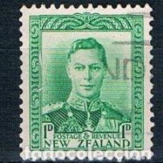 Sellos: NUEVA ZELANDA 1938 YVES 237. Lote 152356762