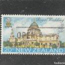 Sellos: NUEVA ZELANDA 1981 - YVERT NRO. 797 - USADO - . Lote 159987610