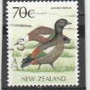 Sellos: NUEVA ZELANDA 1988 - YVERT NRO. 990 - USADO - . Lote 159988410