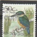 Sellos: NUEVA ZELANDA 1988 - YVERT NRO. 1015 - USADO - . Lote 159988558