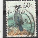 Sellos: NUEVA ZELANDA 1988 - YVERT NRO. 1016 - USADO - . Lote 159988646