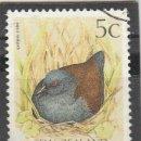 Sellos: NUEVA ZELANDA 1991 - YVERT NRO. 1126 - USADO - . Lote 159989206