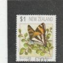Sellos: NUEVA ZELANDA 1991 - YVERT NRO. 1152 - USADO - . Lote 159989318