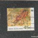 Sellos: NUEVA ZELANDA 1993 - YVERT NRO. 1238A - USADO - . Lote 159989482