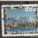 Sellos: NUEVA ZELANDA 1996 - YVERT NRO. 1466 - USADO - . Lote 159989674