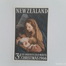Sellos: NUEVA ZELANDA SELLO NUEVO. Lote 162226686