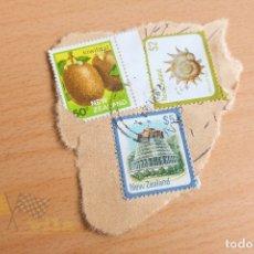 Sellos: LOTE SELLOS DE NUEVA ZELANDA / NEW ZEALAND. Lote 166994024