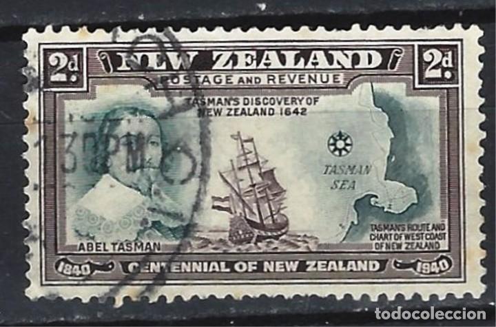 NUEVA ZELANDA 1940 - SELLO USADO (Sellos - Extranjero - Oceanía - Nueva Zelanda)