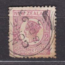 Sellos: NUEVA ZELANDA 1873 USADOS - LOTE - 95. Lote 175135603