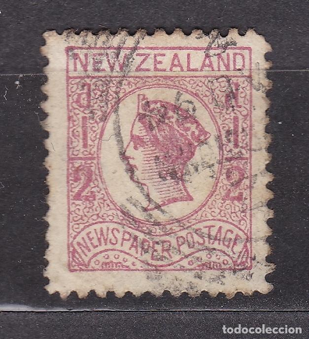 NUEVA ZELANDA 1873 USADOS - LOTE - 96 (Sellos - Extranjero - Oceanía - Nueva Zelanda)