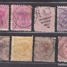 Sellos: NUEVA ZELANDA 1882 - 1985 USADOS - LOTE - 98. Lote 175137239