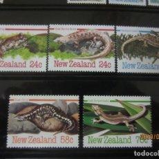 Sellos: NUEVA ZELANDA - 5 V. NUEVO. Lote 177571012