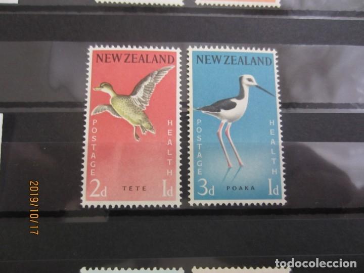NUEVA ZELANDA 1959 - 2 V. NUEVO (Sellos - Extranjero - Oceanía - Nueva Zelanda)