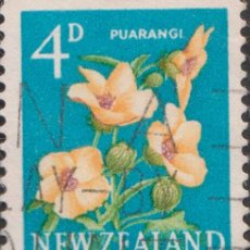 Sellos: SELLO NUEVA ZELANDA NEW ZEALAND USADO FILATELIA CORREOS. Lote 183600018
