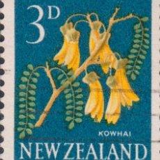 Sellos: SELLO NUEVA ZELANDA NEW ZEALAND USADO FILATELIA CORREOS. Lote 183600100