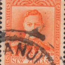 Sellos: SELLO NUEVA ZELANDA NEW ZEALAND USADO FILATELIA CORREOS. Lote 183600155