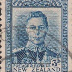 Sellos: SELLO NUEVA ZELANDA NEW ZEALAND USADO FILATELIA CORREOS. Lote 183600180