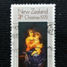 Sellos: NUEVA ZELANDA, 3C, CHRISTMAS, AÑO 1972, NUEVO.. Lote 203823070