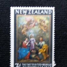 Sellos: NUEVA ZELANDA, 3 D, CHRISTMAS, AÑO 1965, NUEVO.. Lote 203823630