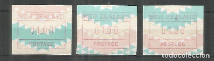 NUEVA ZELANDA ATM (Sellos - Extranjero - Oceanía - Nueva Zelanda)