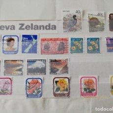 Sellos: NUEVA ZELANDA. Lote 207895435