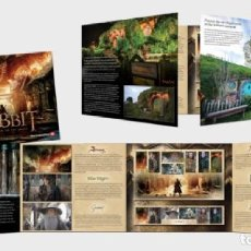 Sellos: NEW ZEALAND 2014 - THE HOBBIT: THE BATTLE OF THE FIVE ARMIES PRESENTATION PACK. Lote 212134706