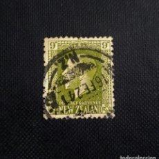 Sellos: SELLO DE NUEVA ZELANDA 1915, REY GEORGE V. Lote 212489066
