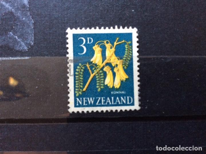 1 SELLO NUEVA ZELANDA (Sellos - Extranjero - Oceanía - Nueva Zelanda)