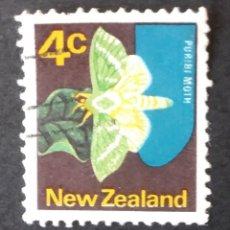 Sellos: 1970 NUEVA ZELANDA MOTIVOS LOCALES. Lote 221596497