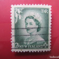 Sellos: +NUEVA ZELANDA, 1954, ISABEL II, YVERT 330. Lote 222586718