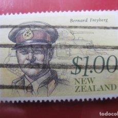 Sellos: +NUEVA ZELANDA, 1990,PATRIMONIO NEOZELANDES, YVERT 1070. Lote 222741472