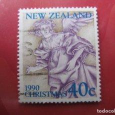 Sellos: +NUEVA ZELANDA, 1990, NAVIDAD, YVERT 1084. Lote 222742115